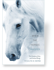 When the Horses Whisper by Rosalyn Berne