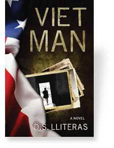 Viet Man by D.S. Lliteras