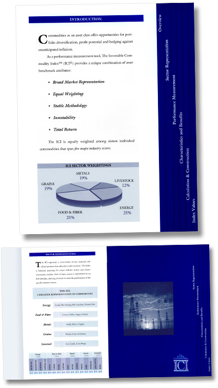 ICI prospectus pages