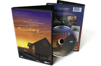 Moving DVD packaging