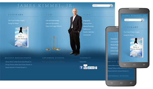 James Kimmel Jr page image